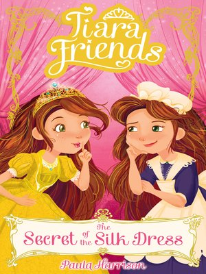 cover image of The Secret of the Silk Dress