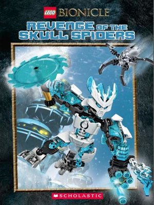 cover image of Revenge of the Skull Spiders