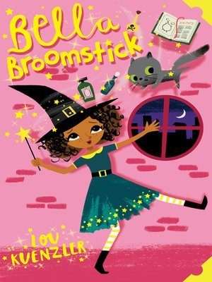 cover image of Bella Broomstick