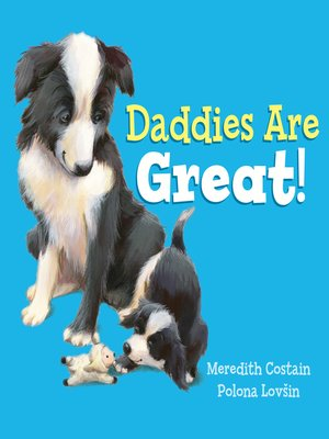 cover image of Daddies are Great!
