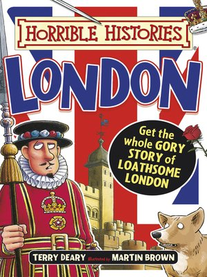 cover image of Horrible Histories: London