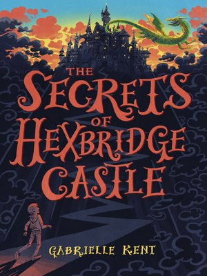 cover image of Alfie Bloom and the Secrets of Hexbridge Castle