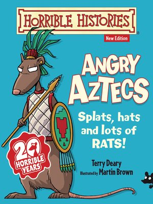 cover image of Angry Aztecs