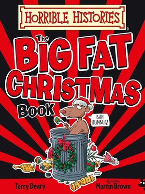cover image of The Big Fat Christmas Book