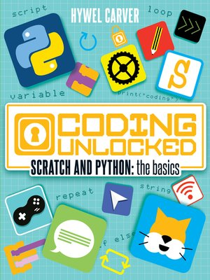 cover image of Scratch and Python