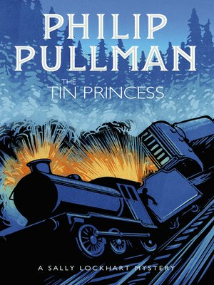 cover image of The Tin Princess