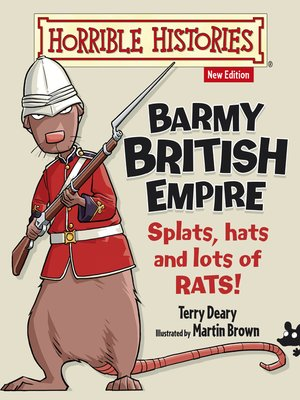 cover image of Barmy British Empire