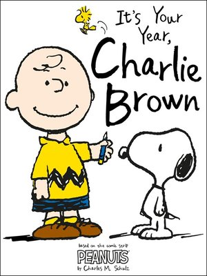 cover image of It's Your Year, Charlie Brown!