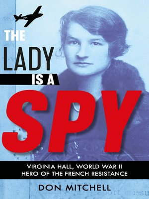 cover image of The Lady is a Spy