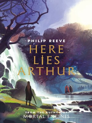 cover image of Here Lies Arthur