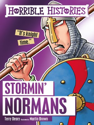 cover image of Stormin' Normans