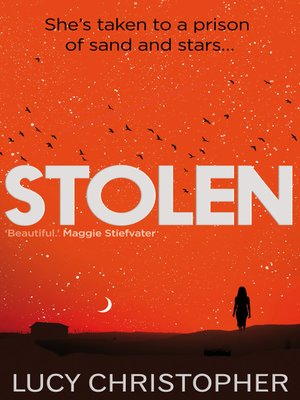 cover image of Stolen