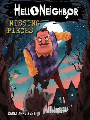 cover image of Missing Pieces