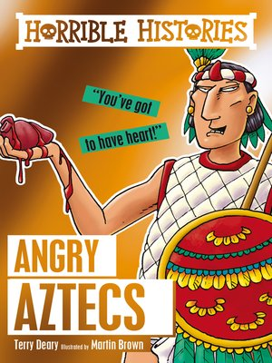cover image of The Angry Aztecs