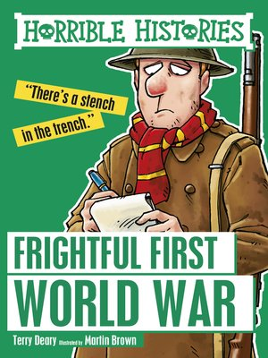 cover image of Frightful First World War