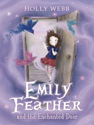 cover image of Emily Feather and the Enchanted Door
