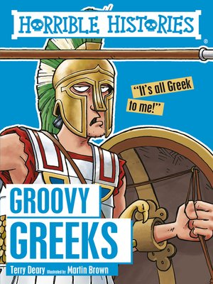 cover image of Groovy Greeks