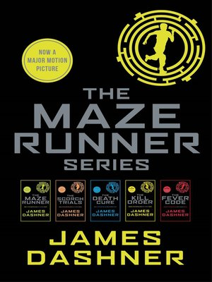 cover image of Maze Runner Series