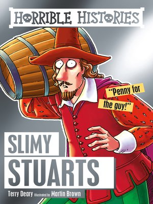 cover image of The Slimy Stuarts