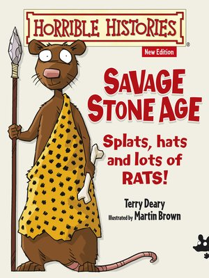 cover image of Savage Stone Age