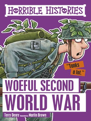 cover image of Woeful Second War