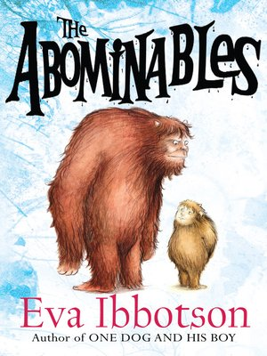 cover image of The Abominables