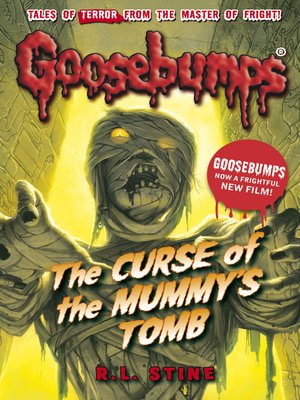 cover image of The Curse of the Mummy's Tomb
