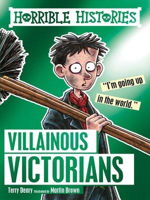 cover image of Villainous Victorians