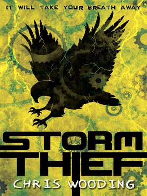 cover image of Storm Thief