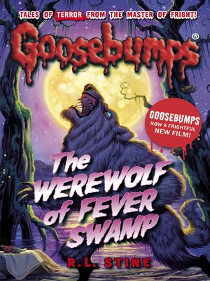 cover image of The Werewolf of Fever Swamp