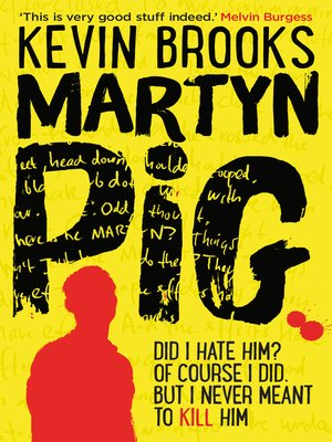 cover image of Martyn Pig