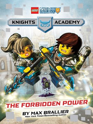 cover image of The Forbidden Power