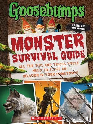 cover image of Monster Survival Guide