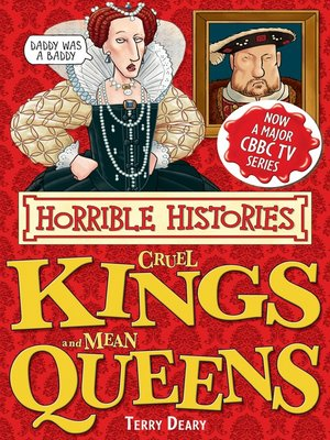 cover image of Cruel Kings and Mean Queens