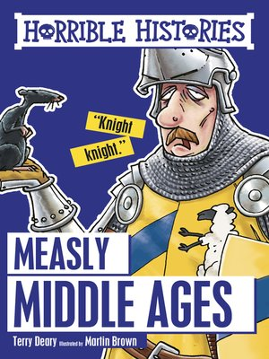 cover image of Measly Middle Ages