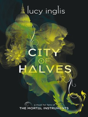 cover image of City of Halves