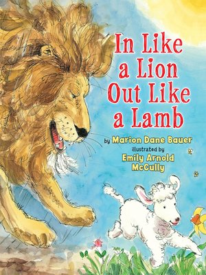 cover image of In Like a Lion, Out Like a Lamb