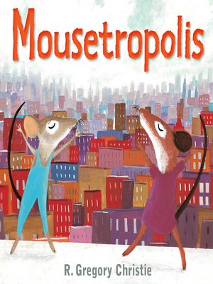 cover image of Mousetropolis