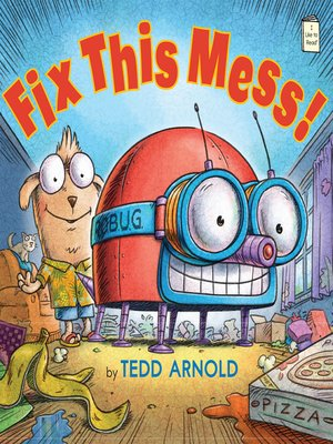 cover image of Fix This Mess!