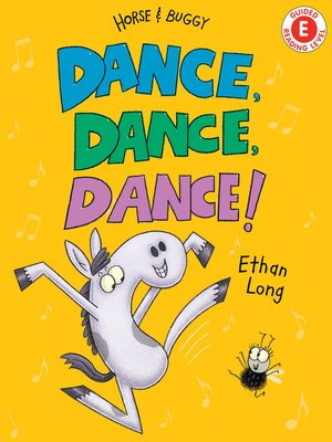 cover image of Dance, Dance, Dance!