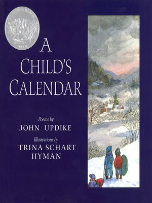 cover image of A Child's Calendar
