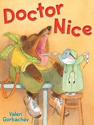 cover image of Doctor Nice
