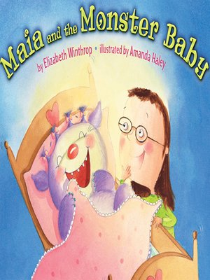 cover image of Maia and the Monster Baby