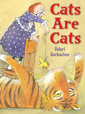 cover image of Cats Are Cats