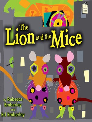 cover image of The Lion and the Mice