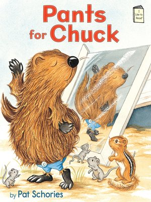 cover image of Pants for Chuck