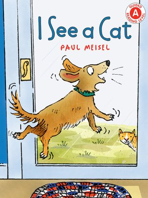 cover image of I See a Cat
