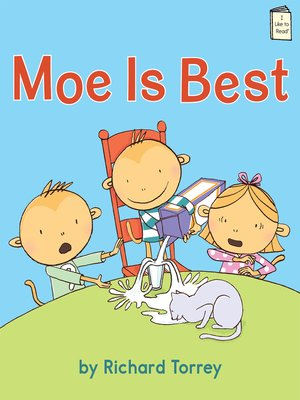 cover image of Moe Is Best