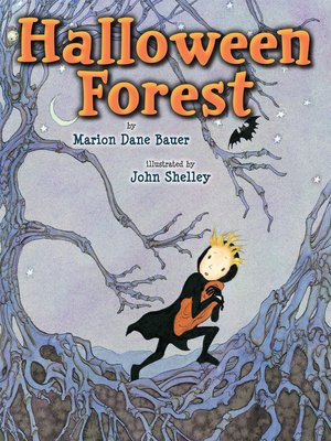 cover image of Halloween Forest
