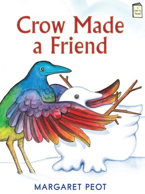 cover image of Crow Made a Friend
